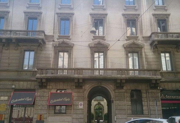 ufficio corso Magenta, Milano