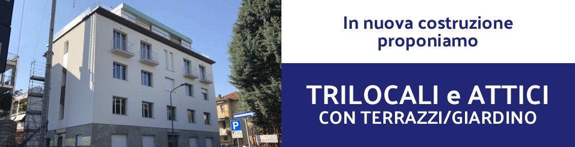 MM Abbiategrasso/ Avancini trilocali nuova costruzione