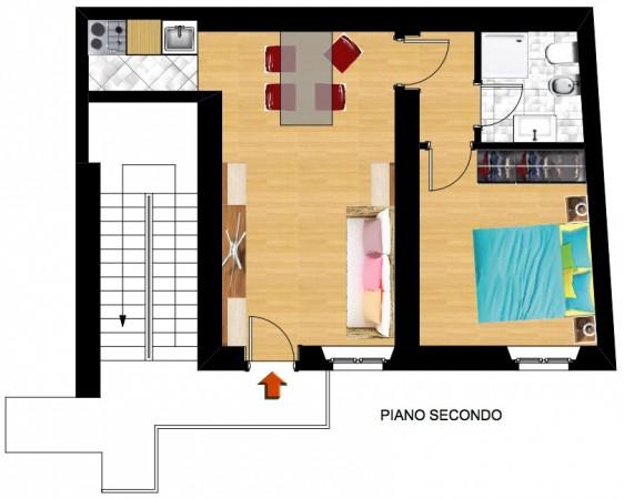 Affitto-Appartamento-Milno-Bilocale in via Luigi Canonica 41-6