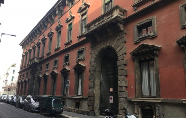 Via Lanzone 9, Milano