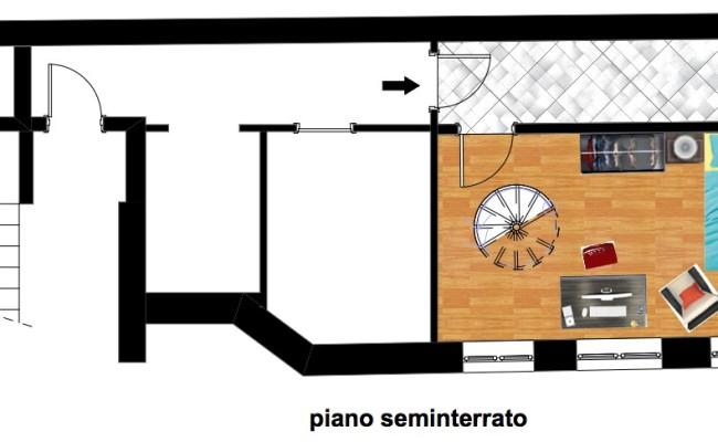 Trilocale via Giuseppe Piolti de' Bianchi 15, Milano-12