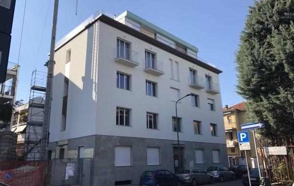 Attico / Mansarda via Avancinio Avancini 16, Milano