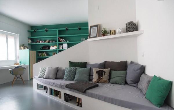 Via L.il Moro/San Cristoforo loft open space di nuova realizzazione