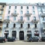 Bilocale via Plinio, Milano 4