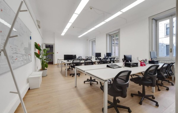 Ufficio – Studio in Affitto, Via San Vittore, Milano